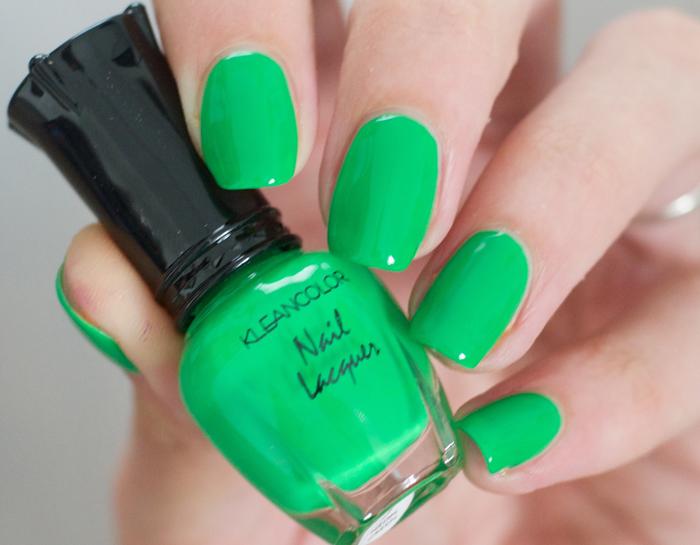 combinatie groen kleur