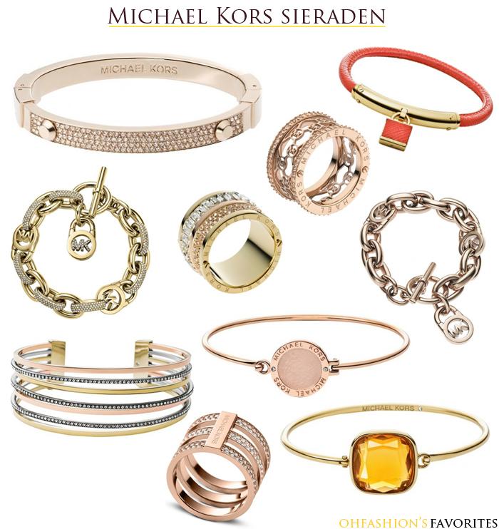 Fashion: Michael Kors sieraden | Oh Fashion