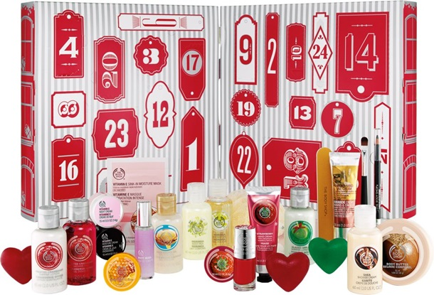 Makeup revolution advent calendar usa