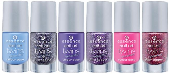 Persbericht Essence Lentezomer Nieuws 2013 Colour Arts Nail Art